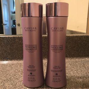 Alterna Cavia BodyBuilding Volume Shampoo Conditio